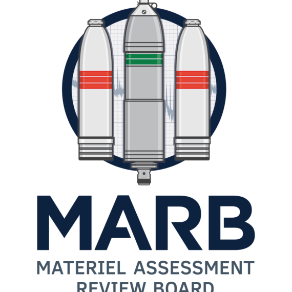 Materiel Assessment Review Board Logo